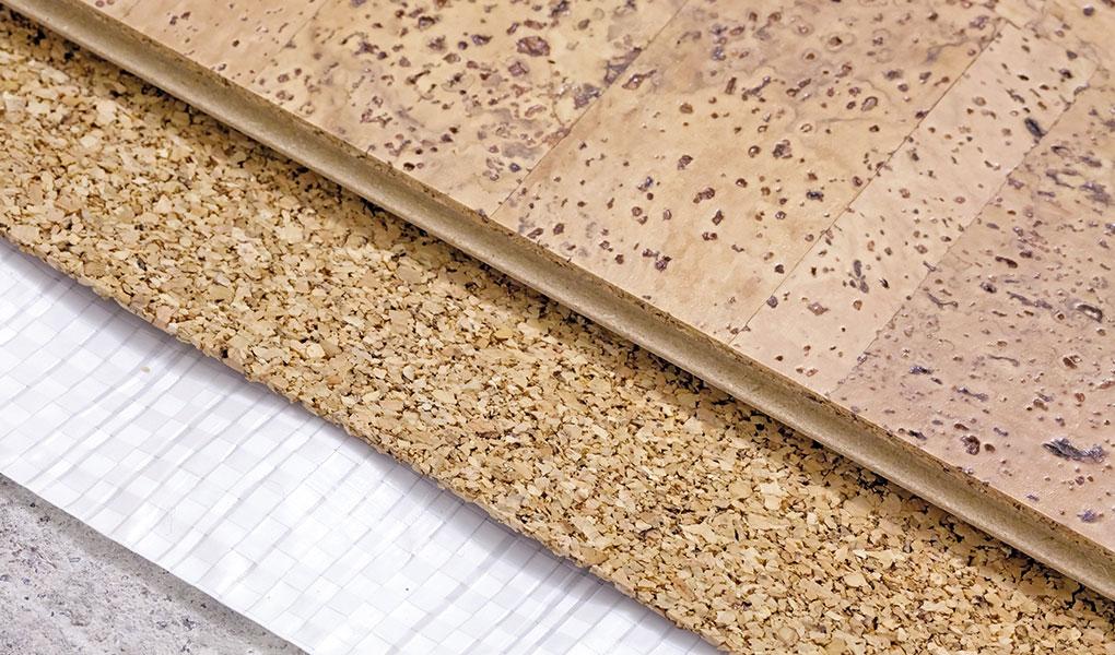 Wichita and surrounding area Cork Flooring Installation