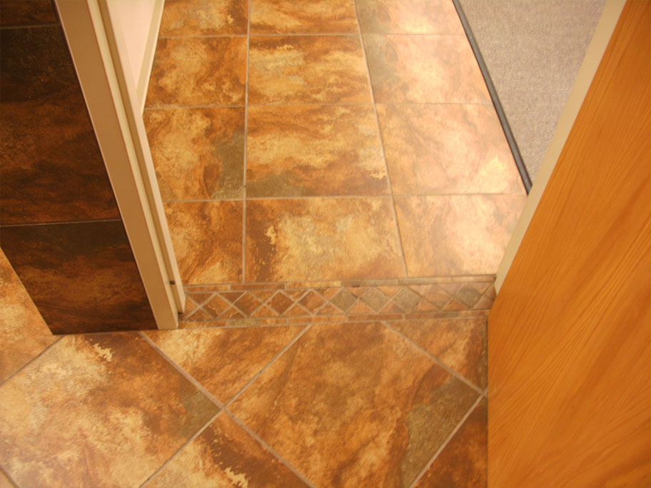True's Custom Floor Covering Inc. Stone Flooring Installation